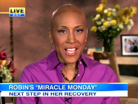 Robin Roberts Returning to 'Good Morning America'
