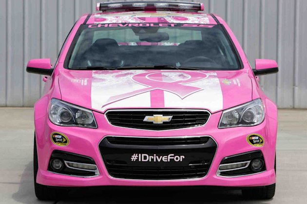 Chevy SS Pink
