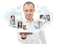 14 Tools for a Productive Virtual Team image Virtual Team