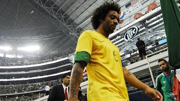 Marcelo Brasil Real Madrid
