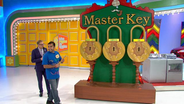 The Price Is Right - The Master Plan