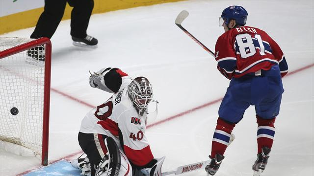Ice Hockey - Canadiens extend winning streak