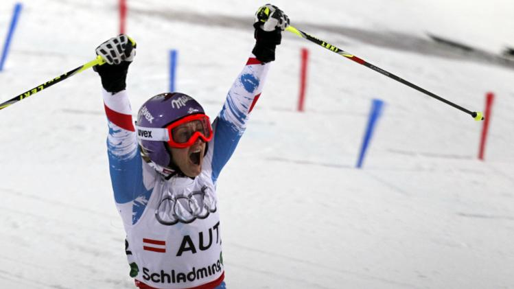 Men and Women's Nations Team Event - Alpine FIS Ski World Championships