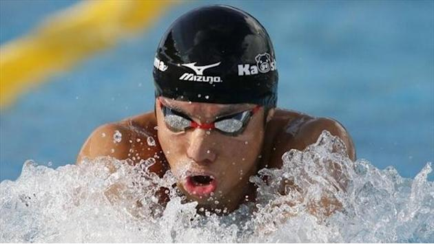 Swimming - Teen sensation Yamaguchi 'better than Kitajima'