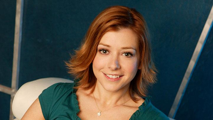 Alyson Hannigan stars in How I Met Your Mother on CBS.