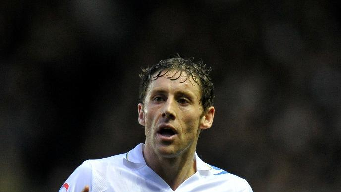 Michael Brown made 26 appearances for Leeds last season