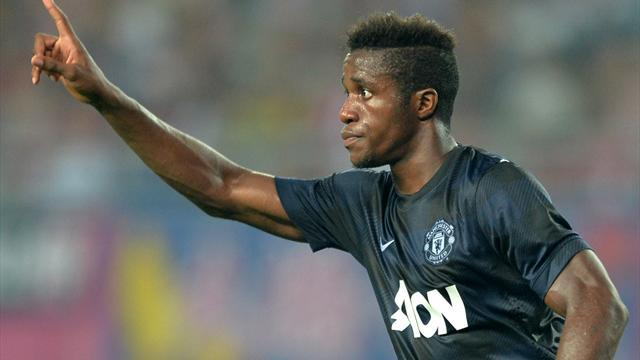Premier League - Moyes: Zaha in my plans and thoughts all the time