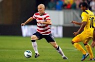 Michael Bradley says the U.S. doesn't need extra motivation beyond World Cup berth