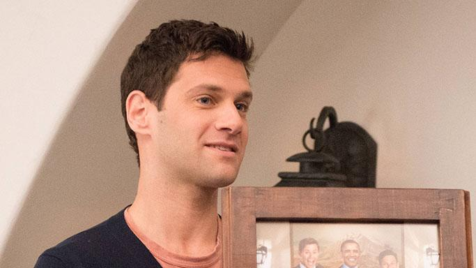 """The New Normal"" Justin Bartha"
