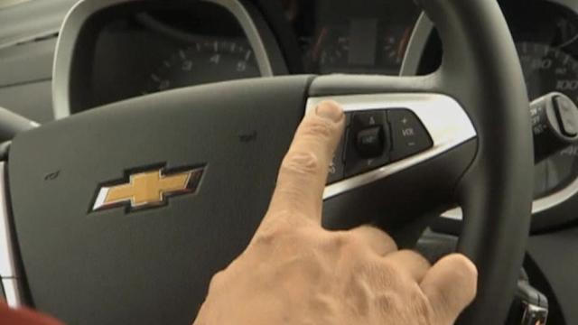 Recall hasn't hurt GM sales - CEO