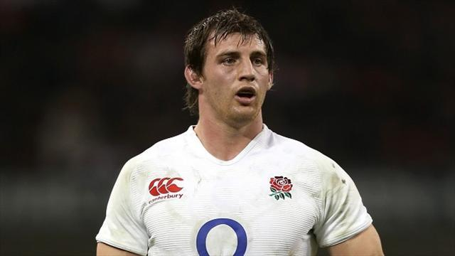 Rugby - Wood to captain England on tour
