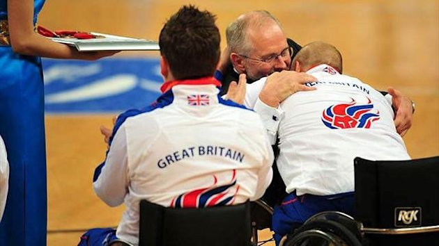 Wheelchair basketball Great Britain