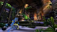 "This video game image released by Sony shows a scene from ""Sly Cooper: Thieves in Time."" (AP Photo/Sony)"