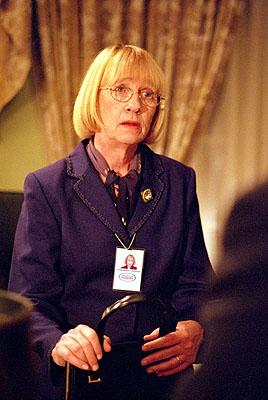 "Kathryn Joosten as Mrs. Landingham on NBC's ""The West Wing"" West Wing"