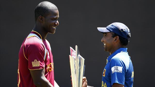 Sri Lanka v West Indies: World Twenty20 Final LIVE