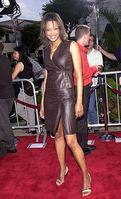 "Premiere: ""Talk Soup"" host Aisha Tyler at the Westwood premiere of Universal's The Fast and The Furious - 6/18/2001"