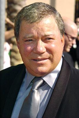William Shatner 2004 Emmy Creative Arts Awards Arrivals - 9/12/2004