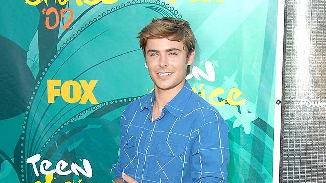 Efron Zac Teen Choice Aw