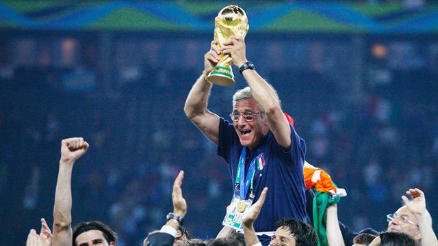 World Cup - Italy, Germany and Netherlands eye World Cup
