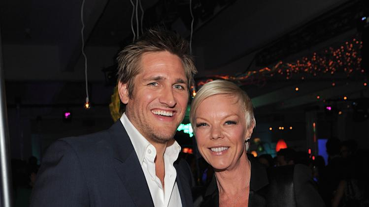 Curtis Stone and Tabitha Coffey