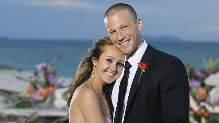 "TV Weddings - Ashley Hebert and J.P. Rosenbaum: ""The Bachelorette: Ashley and J.P.'s Wedding"" (2012)"