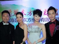 TVB stars talks about filming in China