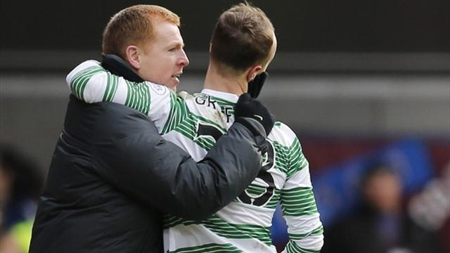 Scottish Premiership - Lennon wants Griffiths to stay