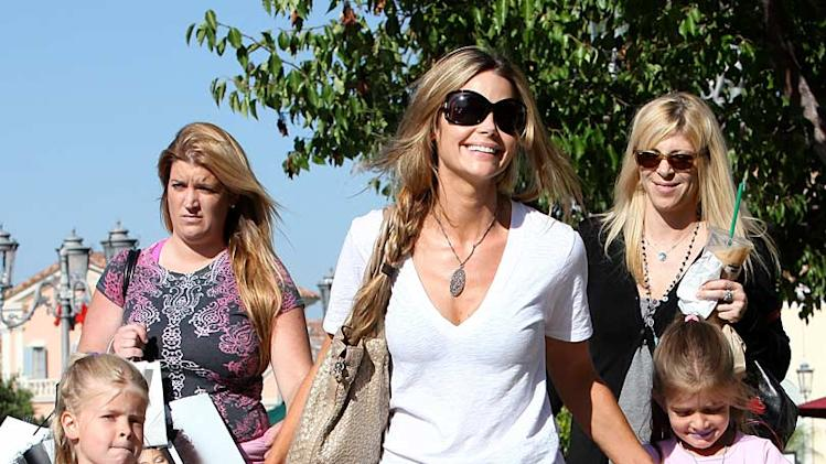 Denise Richards daughters Malibu