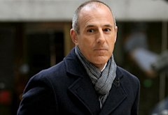Matt Lauer | Photo Credits: Rob Kim/FilmMagic