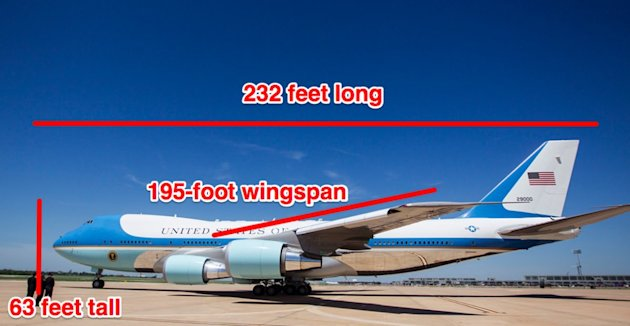 air force one wings