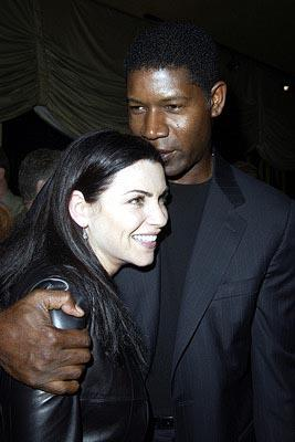 Julianna Margulies and Dennis Haysbert Far From Heaven Premiere Toronto Film Festival - 9/8/2002