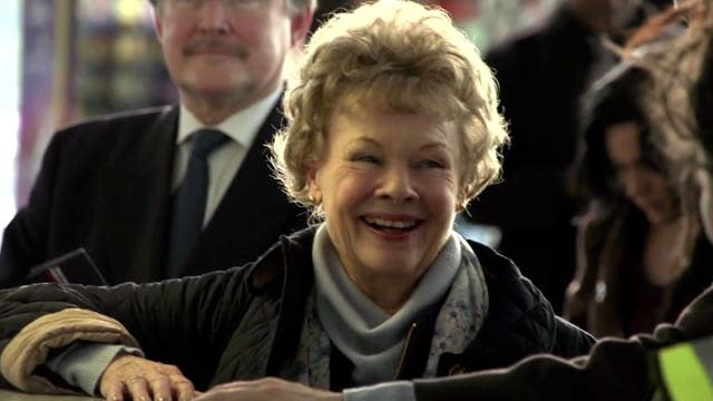 'Philomena' Blu-ray Bonus: Exceptional Woman