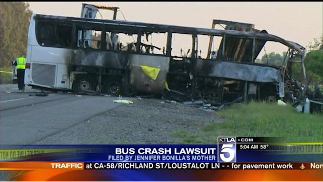 Mother of Student Killed in Fiery Orland Bus Crash Files Lawsuit Against FedEx