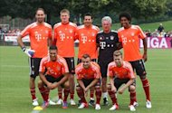 Heynckes delighted with Bayern Munich squad depth