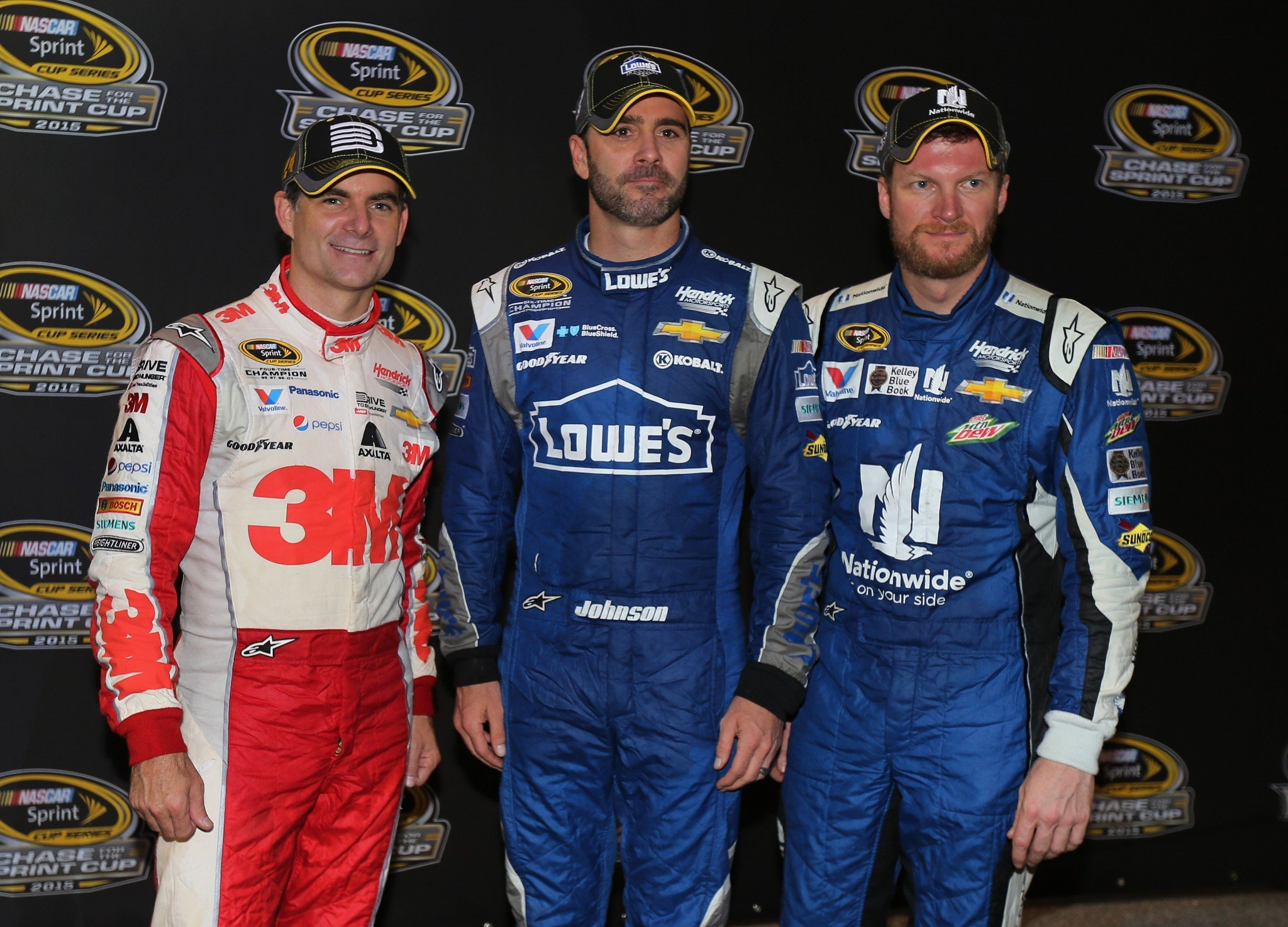 Jeff Gordon could be behind the wheel of the No. 88 at Indy (Getty).
