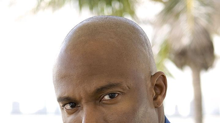 Erik King stars as Sgt. Doakes on Showtime's Dexter