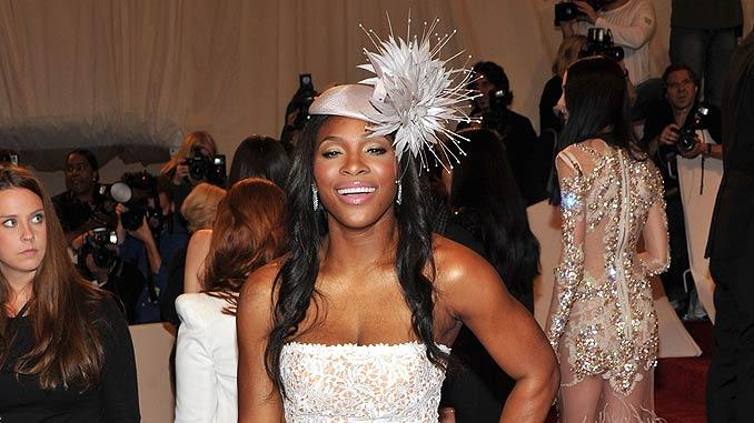 Serena Williams TheMET Gala