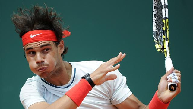 Tennis - Nadal reaches Monte Carlo Masters final
