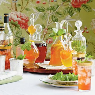 The Ultimate Julep Bar