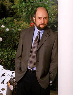 "Richard Schiff as Communications Director Toby Ziegler on NBC's ""The West Wing"" West Wing"