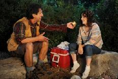 "Ray Romano and Patricia Heaton in the season premiere of ""The Middle"" -- ABC"