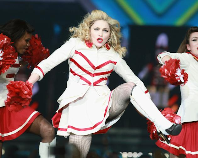 "Madonna ""MDNA"" Tour - New York, NY"