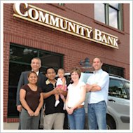 Can Entrepreneurs Count on Community Banks?