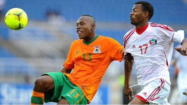 African Cup of Nations - Sunzu leaves camp to seal Reading move