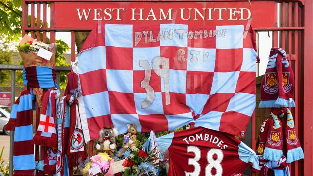 Moving tributes for tragic West Ham youngster Dylan Tombides