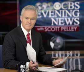 'CBS Evening News' Anchor Scott Pelley On Making Mistakes And Why Cable News Doesn't Matter As Much As We Think