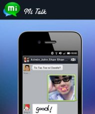 MiTalk messaging app Southeast Asia