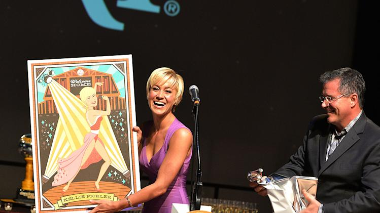 """Dancing With The Stars"" Winner Kellie Pickler Homecoming"