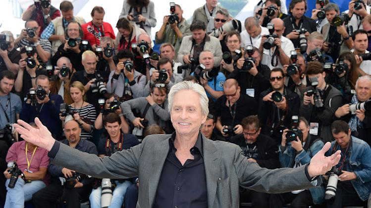'Behind The Candelabra' Photocall - The 66th Annual Cannes Film Festival