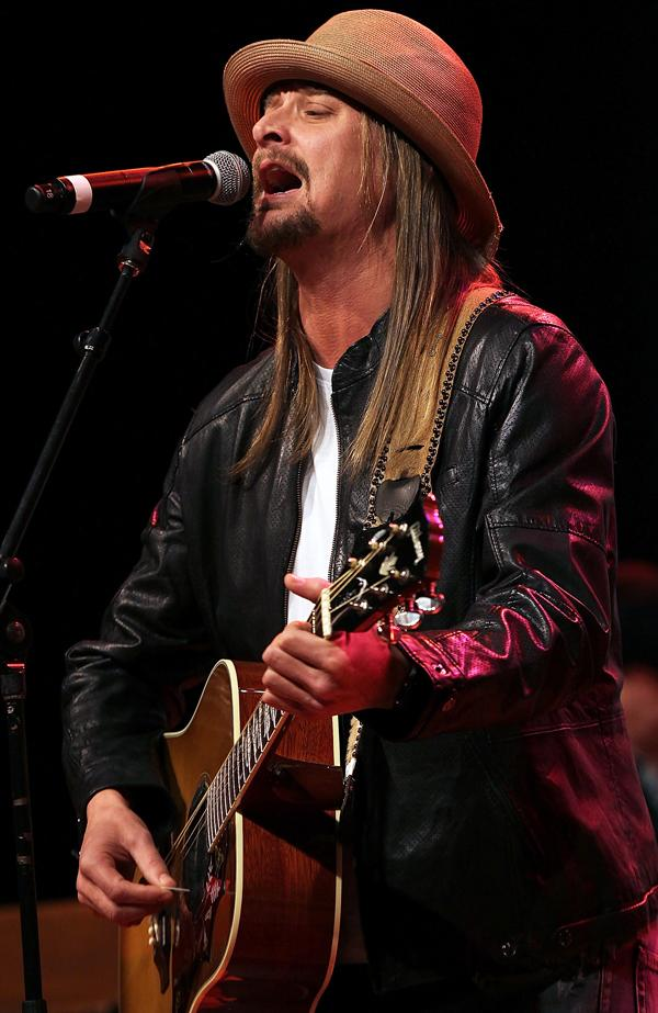 Kid Rock Lifts iTunes Boycott With 'Rebel Soul' Album